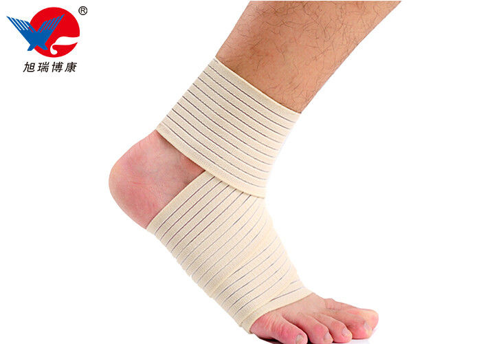 Free Size Soft Elastic Ankle Support Relieve Ankle Symptoms Pain And Swelling
