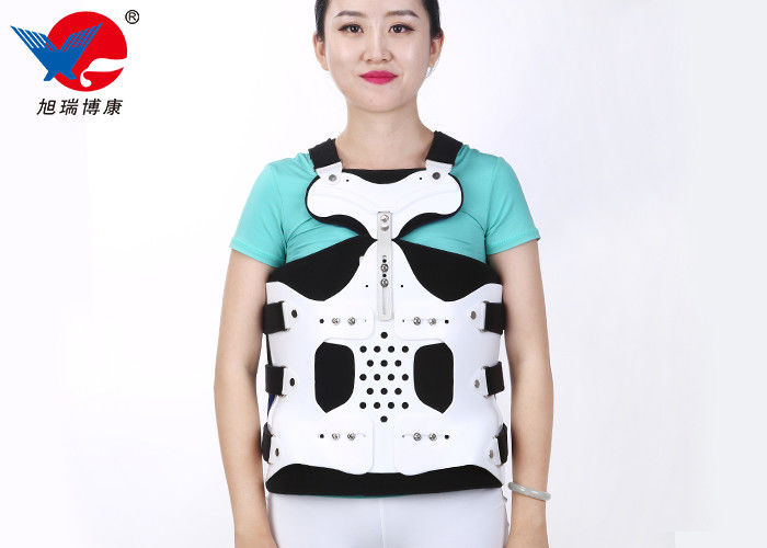 Breathable Thoracolumbar Sacral Orthosis Brace Durable With Hygroscopic Properties