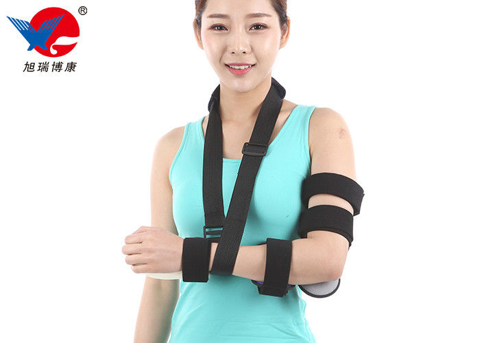Safe No Stimulation Hyperextended Elbow Brace For Elbow Lateral Ligament Sprain