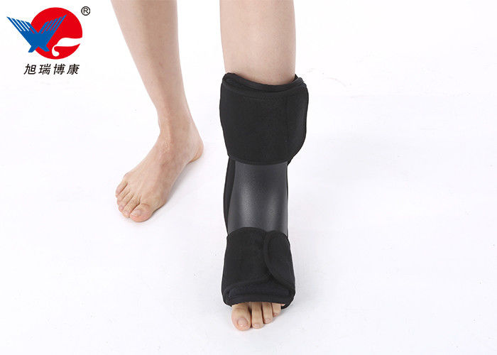 Mesh Fabric Ankle Support Brace , Convenient Comfortable Extra Large Ankle Brace