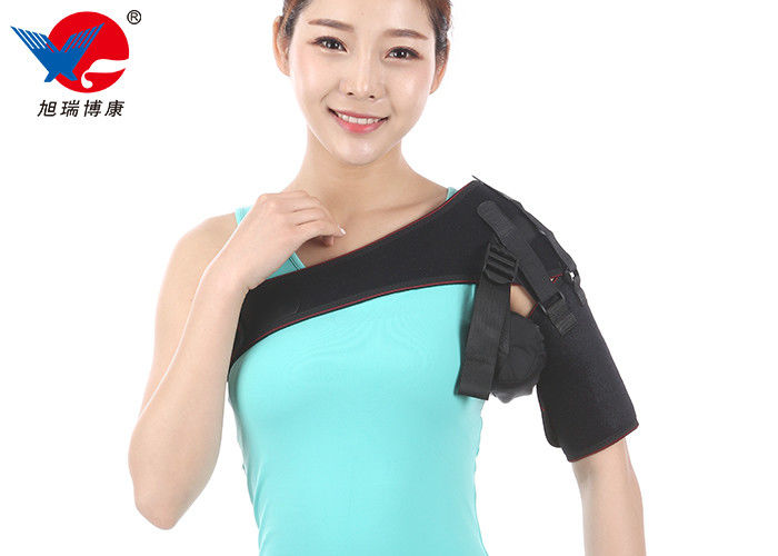 Universal Size Shoulder Support Brace Pain Relief For Back Posture Injury Recovery