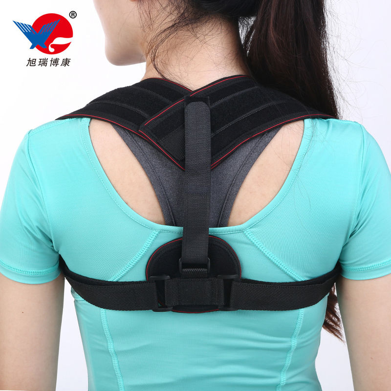 Universal Shoulder And Clavicle Posture Corrector Belt Upper Back Brace For Men Posture